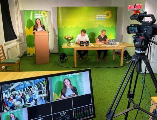 Streaming-Event — Bündnis90/Die Grünen
