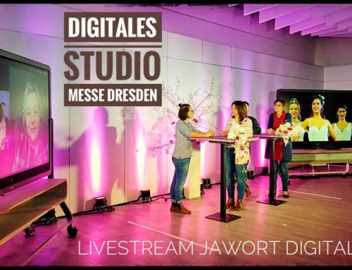 Streaming/ Digitales Studio — Messe Dresden